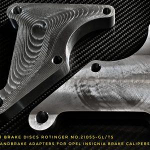 Opel calibra hand brake adapters racing custom parts