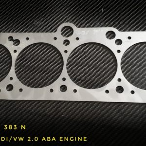 VW Golf ABA Racing custom parts