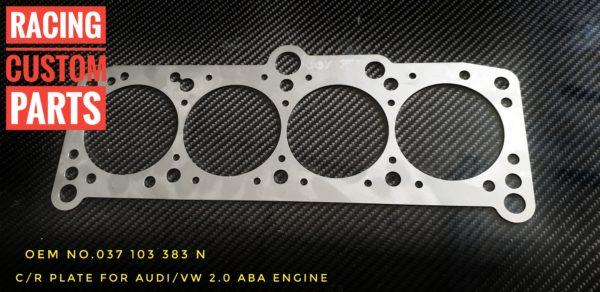 VW Golf ABA Racing custom parts