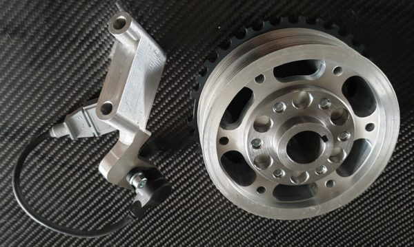 toyota ae86 4a-ge trigger racing custom parts billet cnc