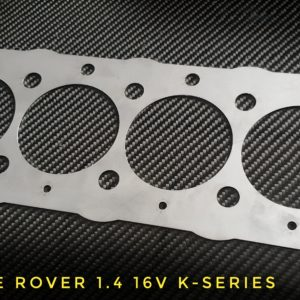 rover 1,4 16v k-series cr plate racing custom parts billet cnc