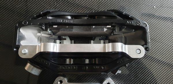 audi a3 8p big brake adapters racing custom parts billet cnc