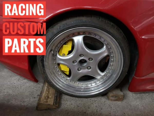 opel calibra big brake adapters racing custom parts billet cnc