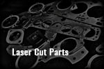 Audi A3 / VW Golf V 2.0TFSI Downpipe flange Laser Cut Parts 0tfsi