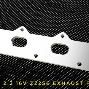 opel astra g 2,2 16v z22se ehaust flange racing custom parts billet cnc