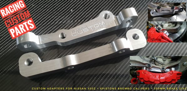 Nissan 350Z brake adapters All produkt 350z brake