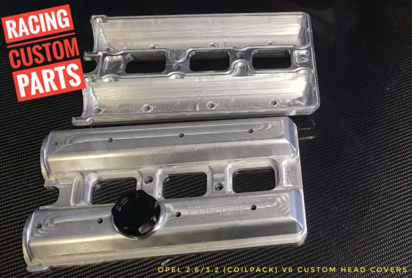 Opel Vectra C (Z32SE and others V6) C20XE/LET OPEL alloy cover vectra v6