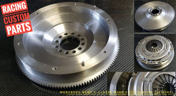 Mercedes-Benz G Klasse custom flywheel All produkt [tag]