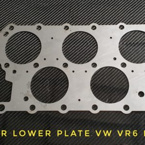 Compression rate plate VR6 2,8V6 Audi/VW engines All produkt audi s3 turbo