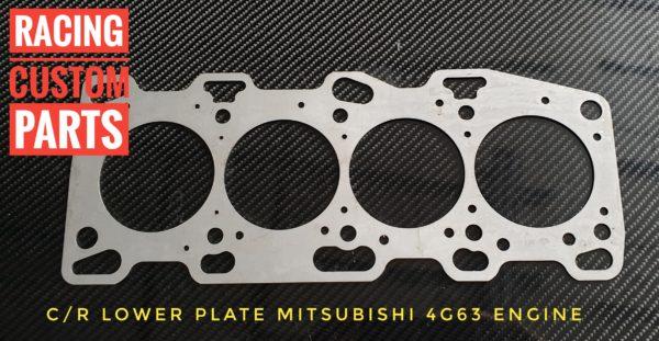 Compression rate plate Mitsibishi Lancer EVO 4G63 All produkt 4g63