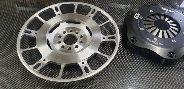 Competition Flywheel VW R32/VR6 Engines + Tilton Clutch Set All produkt 02m gearbox