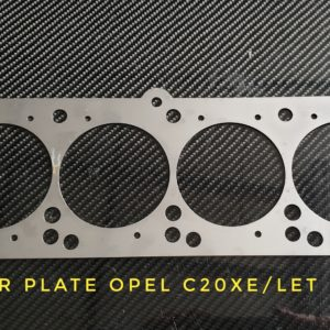 Compression rate plate Opel C20XE C20LET All produkt astra gsi