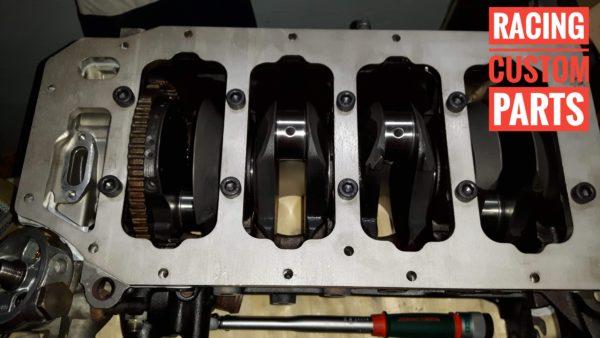 c20let girdle plate billet cnc racing custom parts