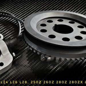 Datsun L Series (L24, L26, L28) 240Z, 260Z 280Z 280ZX 60-2 Trigger set billet cnc racing custom parts