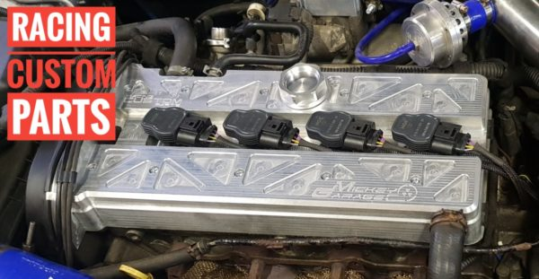 opel astra z20let x20xev custom cam cover billet cnc racing custom parts