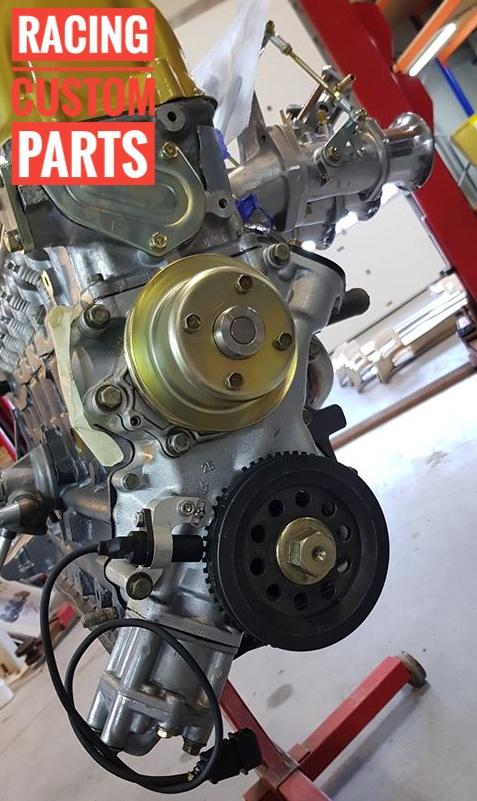 Datsun L Series (L24, L26, L28) 240Z, 260Z 280Z 280ZX 60-2 Trigger set Engine billet cnc