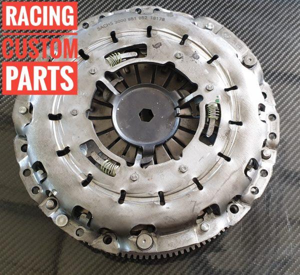 audi vw VR6/R32 Custom flywheel (RWD conversion BMW Gearbox) racing custom parts billet cnc