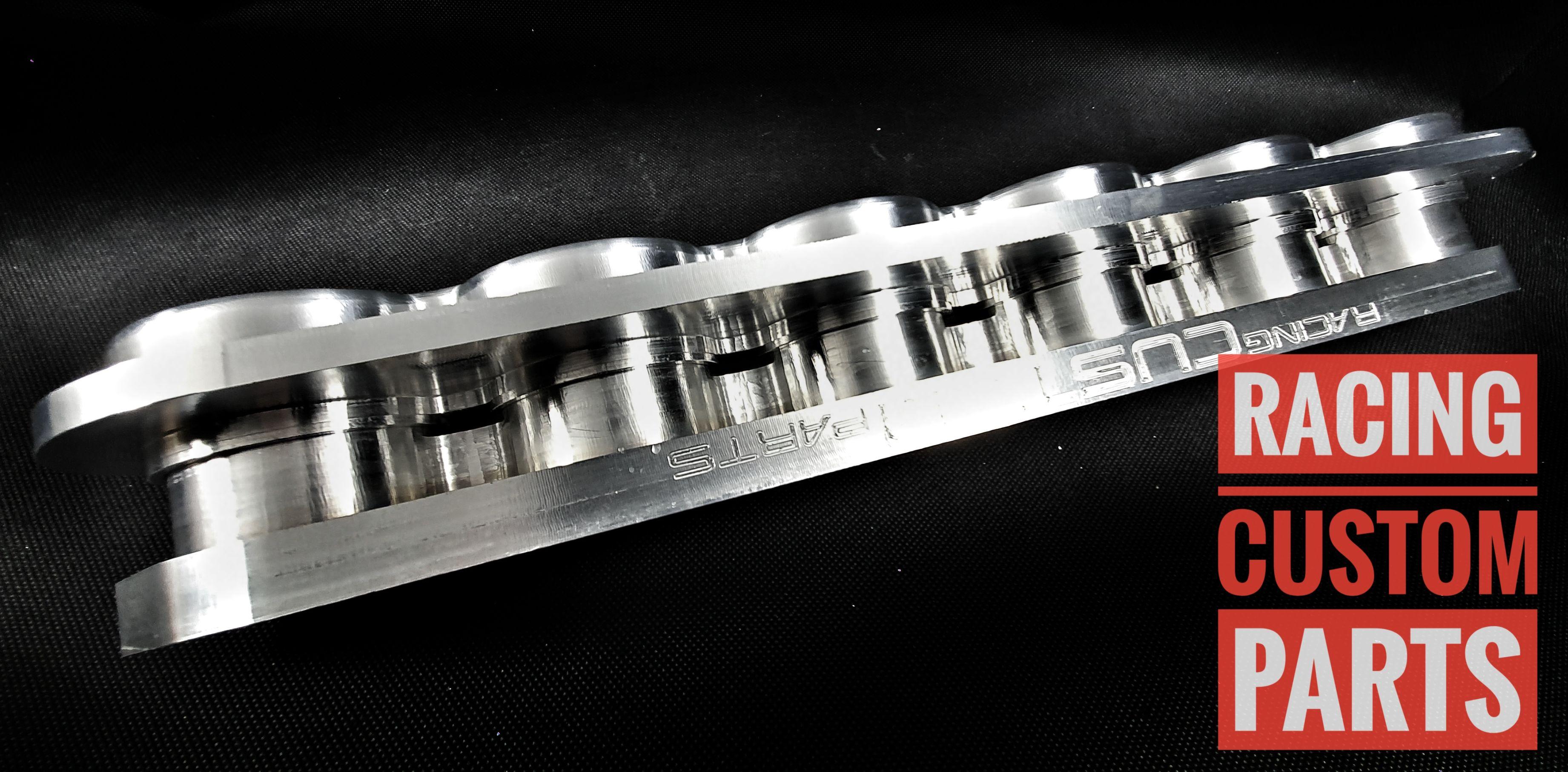 R32 3,2 V6 Audi VW intake manifold plate billet cnc racing custom parts