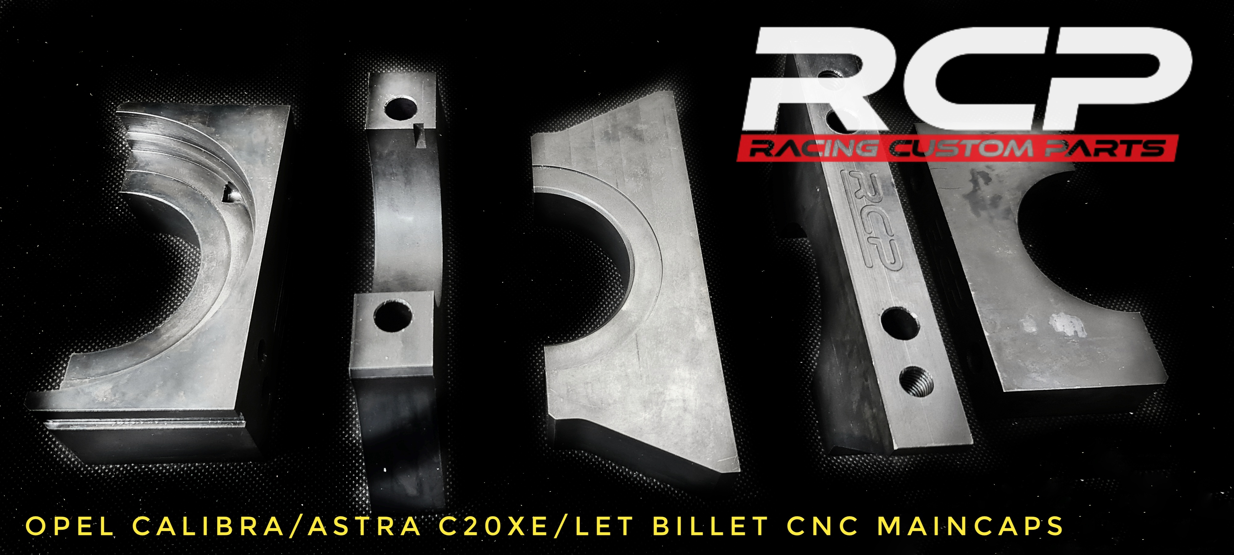 opel vauxhall holden calibra astra vectra turbo 2.0 c20xe c20let x20xer z20let billet cnc maincaps rcp racingcustomparts opel classic